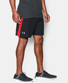 "Men's UA Launch Run 7"" Shorts  6 Colors $19.99 to $24.99"