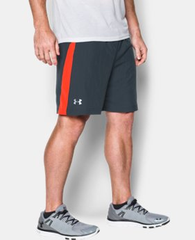 "New Arrival Men's UA Launch Run 7"" Shorts LIMITED TIME: FREE SHIPPING  $32.99"