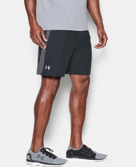 "Men's UA Launch Run 7"" Shorts LIMITED TIME: UP TO 30% OFF 9 Colors $18.74 to $24.99"