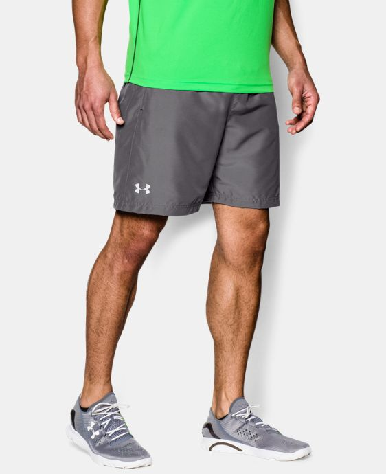 "Men's UA Launch Run 7"" Shorts LIMITED TIME: FREE SHIPPING 6 Colors $28.99 to $37.99"