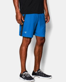 "Men's UA Launch Run 7"" Shorts  7 Colors $19.99 to $24.99"
