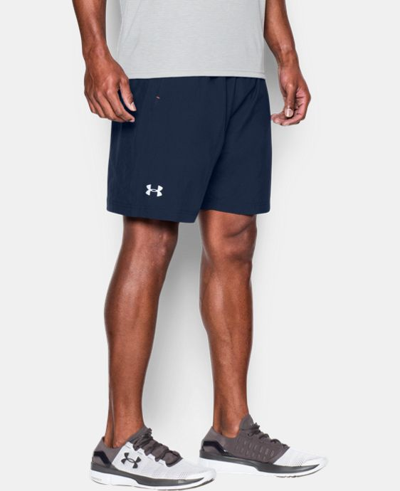 "Men's UA Launch Run 7"" Shorts   $37.99"