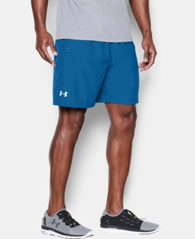 "Men's UA Launch Run 7"" Shorts  2 Colors $28.99"