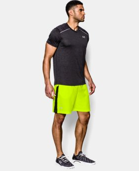"Men's UA Launch Run 7"" Shorts  1 Color $18.74 to $24.99"