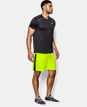 "Men's UA Launch Run 7"" Shorts LIMITED TIME: FREE U.S. SHIPPING 1 Color $18.74 to $24.99"