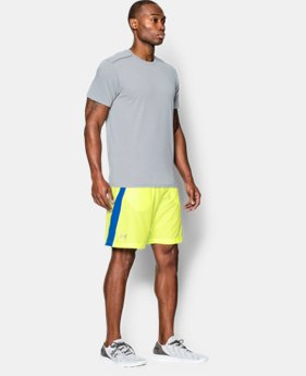 "Men's UA Launch Run 7"" Shorts   $19.99 to $24.99"