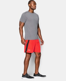 "Men's UA Launch Solid 7"" Run Shorts"