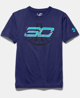 Boys' SC30 Logo T-Shirt