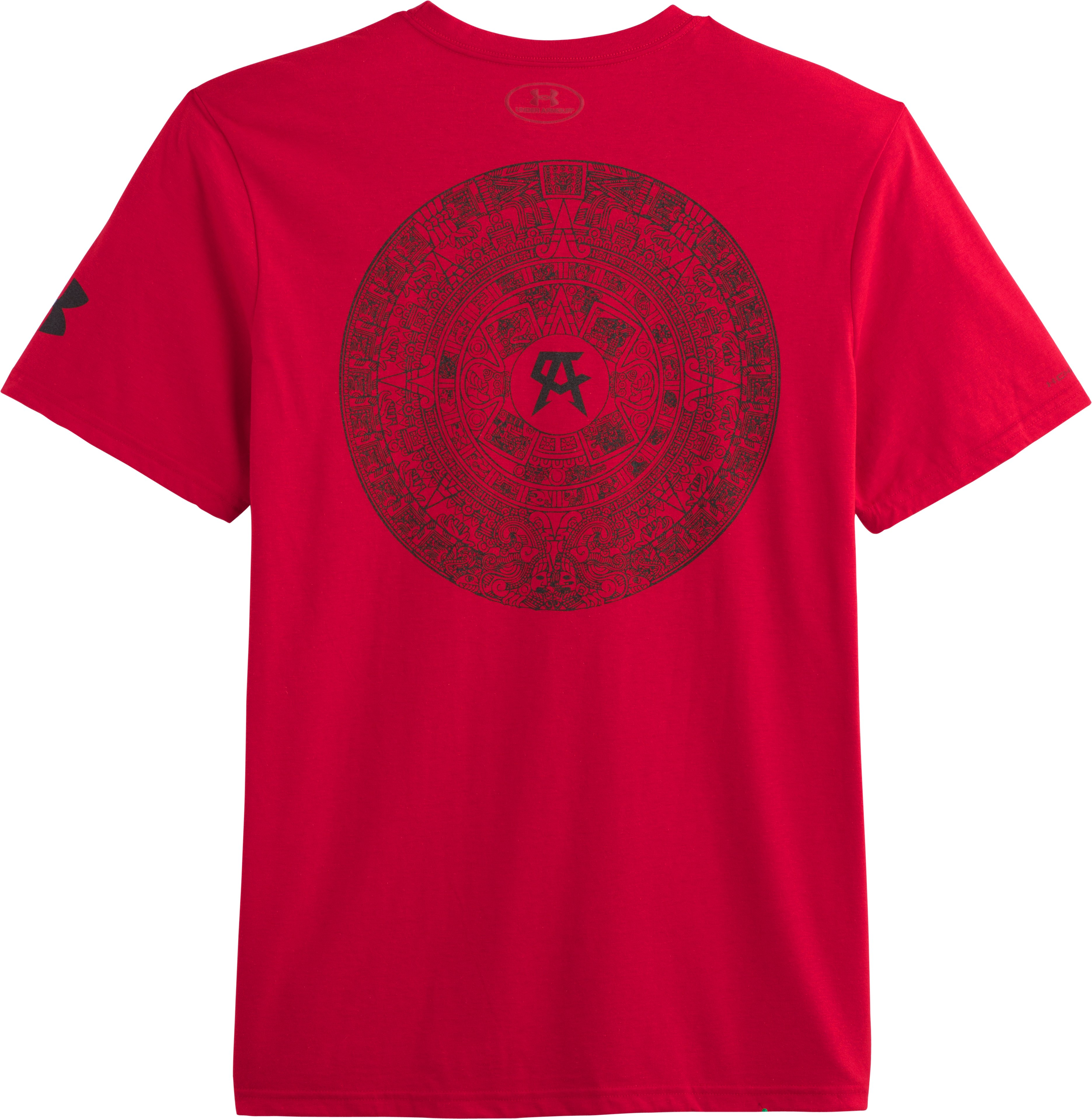 Men's UA Canelo Aztec T-Shirt, Red