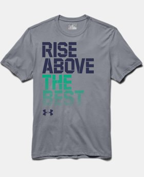 Boys' UA Rise Above the Rest T-Shirt