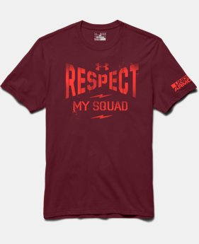 Boys' UA Respect My Squad T-Shirt