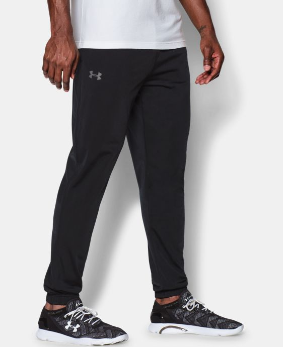 Best Seller  Men's UA Relentless Warm-Up Pants – Tapered Leg  1 Color $44.99