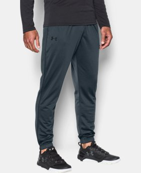 Men's UA Relentless Warm-Up Pants — Tapered Leg  2 Colors $39.99