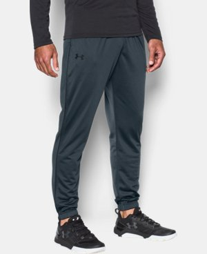 Men's UA Relentless Warm-Up Pants – Tapered Leg LIMITED TIME: FREE U.S. SHIPPING 2 Colors $39.99