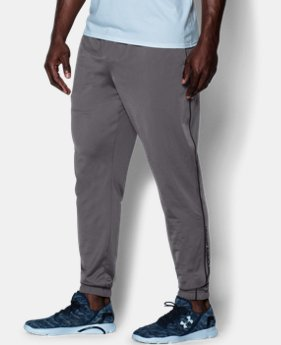 Best Seller  Men's UA Relentless Warm-Up Pants – Tapered Leg LIMITED TIME: FREE SHIPPING 1 Color $44.99