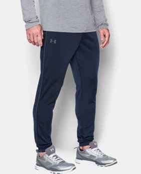 Men's UA Relentless Warm-Up Pants – Tapered Leg LIMITED TIME: FREE U.S. SHIPPING 1 Color $39.99