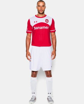 Men's Toluca 15/16 Home Replica Short Sleeve Jersey