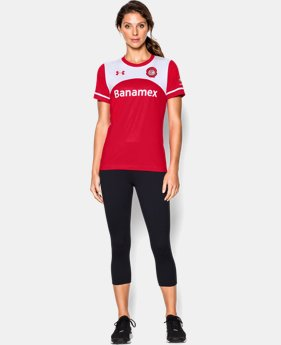 Women's UA Toluca Replica Home Jersey