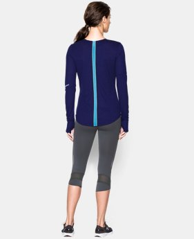 Women's UA Charged Wool Long Sleeve