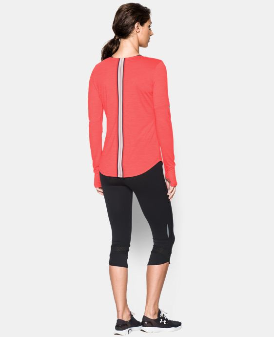 Women's UA Charged Wool Long Sleeve  1 Color $50.99