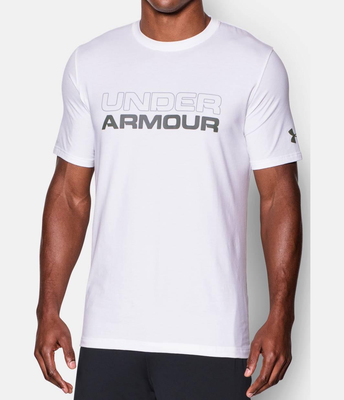 Men 39 S Ua Wordmark T Shirt Under Armour Us