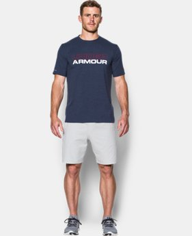 Men's UA Wordmark T-Shirt LIMITED TIME: FREE U.S. SHIPPING 1 Color $24.99