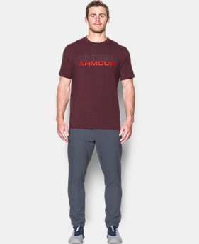 Best Seller Men's UA Wordmark T-Shirt  1 Color $24.99