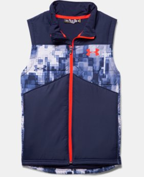 Boys' UA Future Chill Puffer Vest