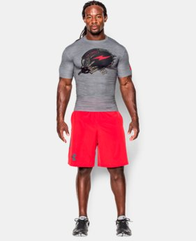 Men's UA Combine® Training HeatGear® Armour Short Sleeve Compression Shirt  1 Color $37.99