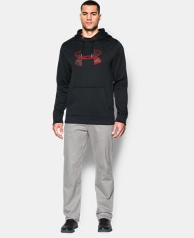 Men's UA Storm MTN Big Logo Hoodie  1 Color $44.99
