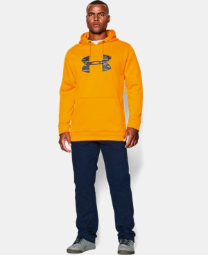 Men's UA Storm MTN Big Logo Hoodie LIMITED TIME: FREE SHIPPING  $52.99