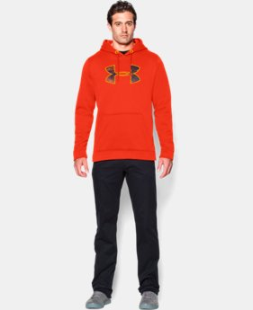 Men's UA Storm MTN Big Logo Hoodie LIMITED TIME: FREE U.S. SHIPPING 3 Colors $33.74 to $44.99