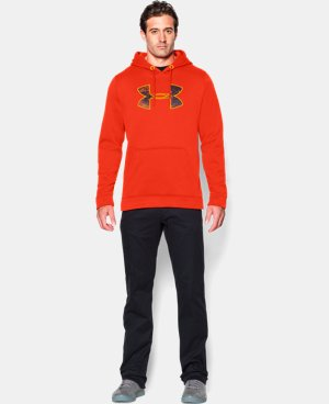 Men's UA Storm MTN Big Logo Hoodie LIMITED TIME: FREE U.S. SHIPPING 2 Colors $33.74 to $44.99