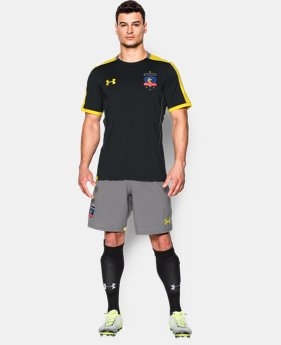 Men's Colo-Colo Short Sleeve Training Shirt  1 Color $28.49
