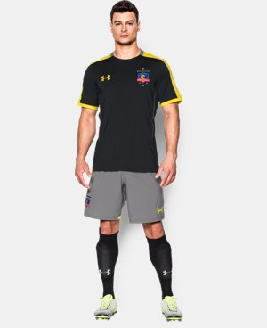 Men's Colo-Colo Short Sleeve Training Shirt  1 Color $50