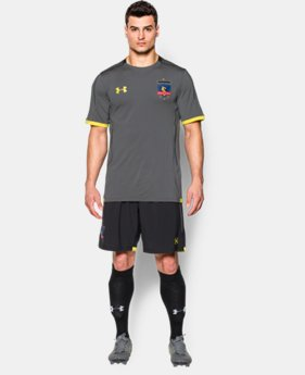 Men's Colo-Colo Short Sleeve Training Shirt LIMITED TIME: FREE SHIPPING 1 Color $50