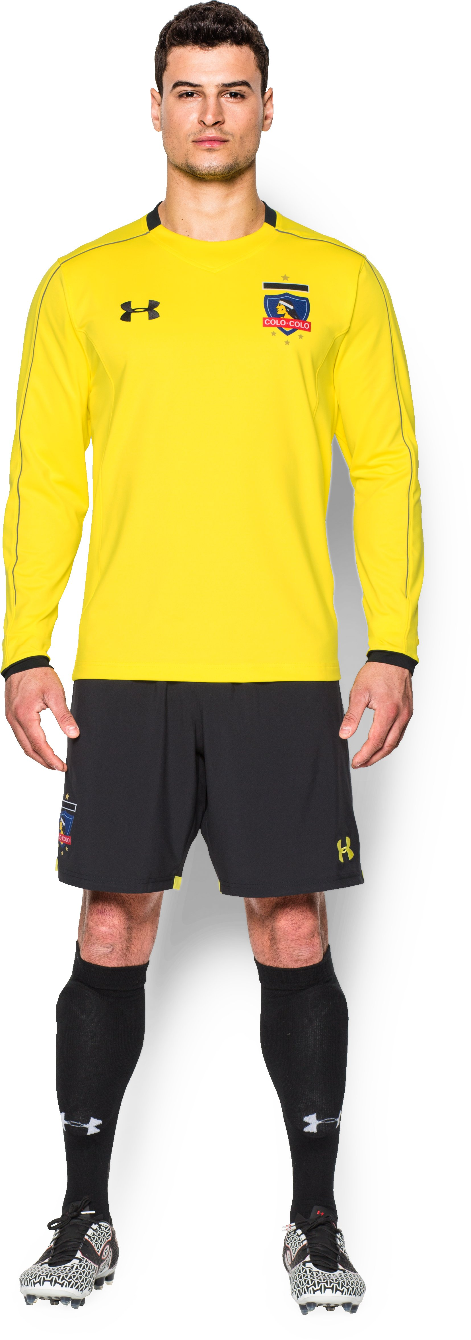 Men's Colo-Colo UA Storm Midlayer, Sunbleached, zoomed image