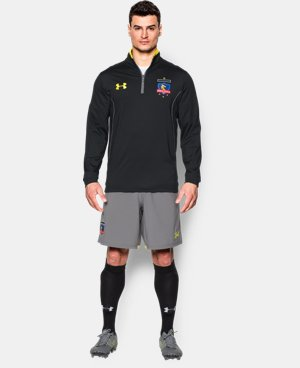Men's Colo-Colo ¼ Zip LIMITED TIME: FREE U.S. SHIPPING 1 Color $48.99