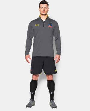 Men's Colo-Colo ¼ Zip  2 Colors $65