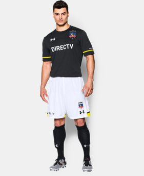 New Arrival Men's Colo-Colo Away Replica Jersey  1 Color $80