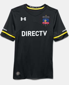 Boys' Colo-Colo Away Replica Jersey
