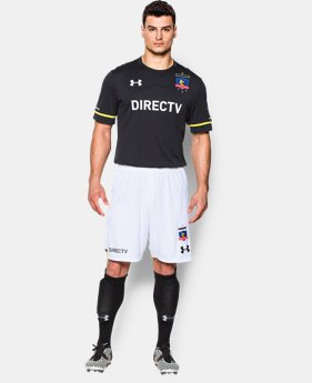 Men's Colo-Colo Replica Shorts LIMITED TIME: FREE SHIPPING 1 Color $45