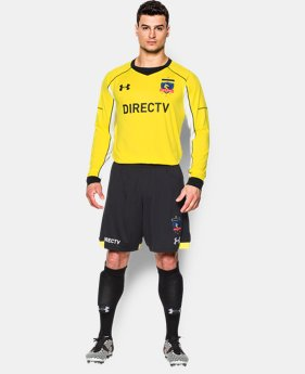 Men's Colo-Colo Goalkeeper Replica Jersey LIMITED TIME: FREE U.S. SHIPPING  $63.99