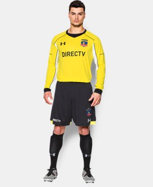 Men's Colo-Colo Goalkeeper Replica Jersey  1 Color $51.99