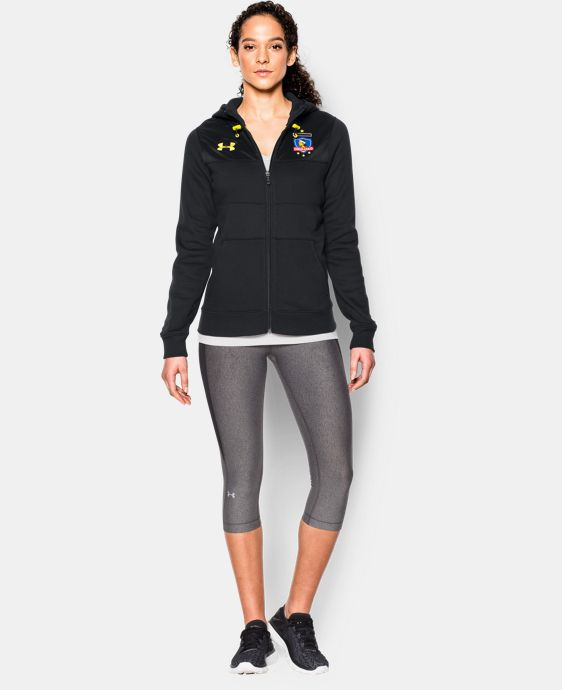 Women's Colo Colo UA Hooded Jacket LIMITED TIME: FREE U.S. SHIPPING 1 Color $56.99