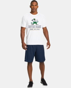 Men's Notre Dame UA Tech™ T-Shirt LIMITED TIME: FREE U.S. SHIPPING 1 Color $22.99