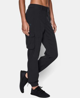 Women's UA Slim Air Woven Cargo Pants  1 Color $59.99