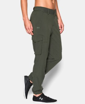 Women's UA Slim Air Woven Cargo Pants  1 Color $74.99