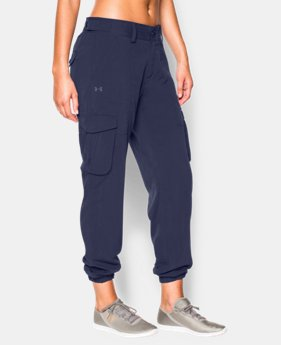 Women's UA Slim Air Woven Cargo Pants