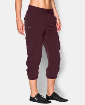 Women's UA Slim Air Woven Cargo Pants  2 Colors $74.99